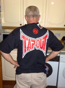 Dad -Tapout Tshirt2